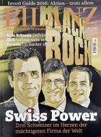 Bilanz (Cover)